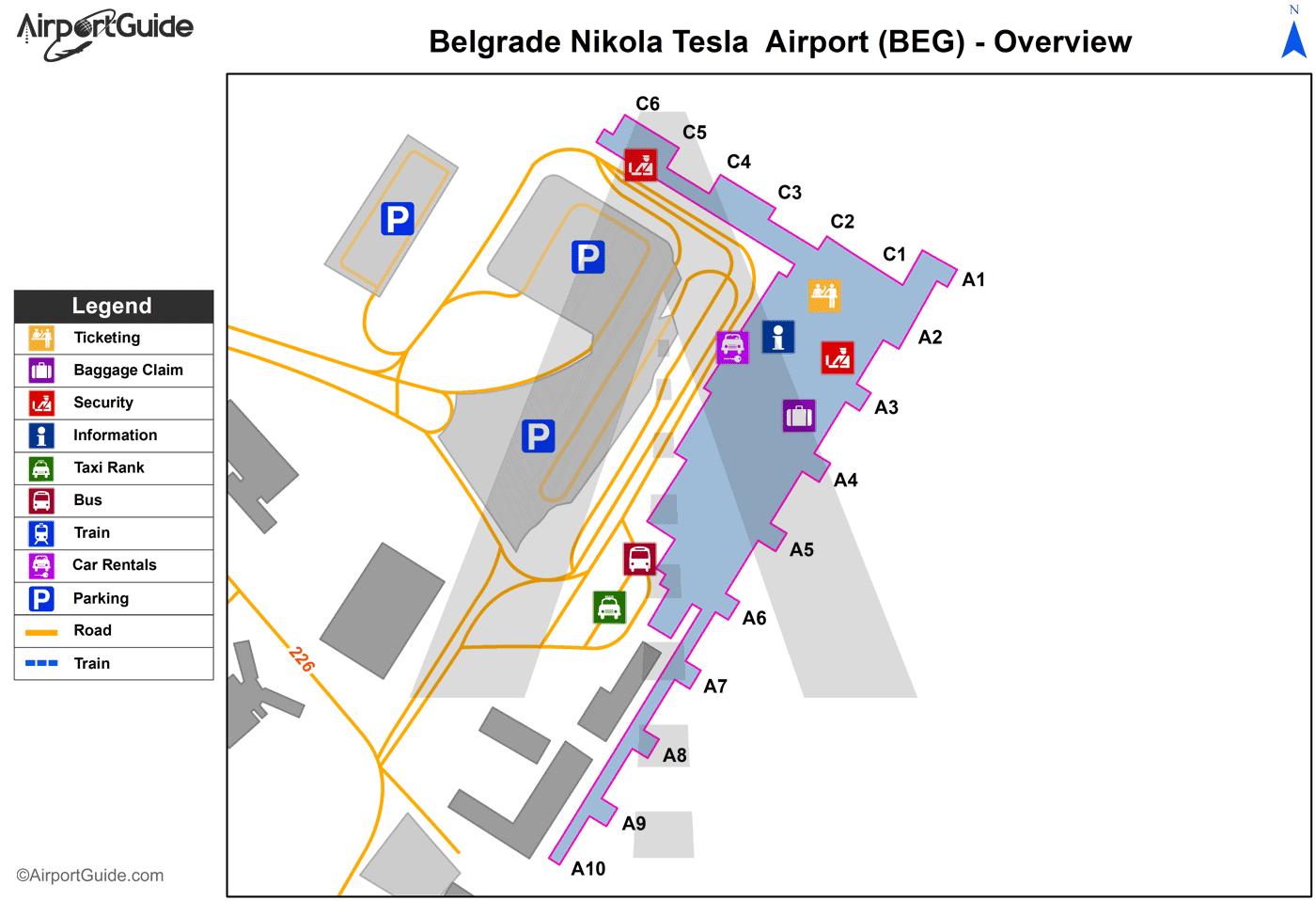Belgrade Hotels Near Airport