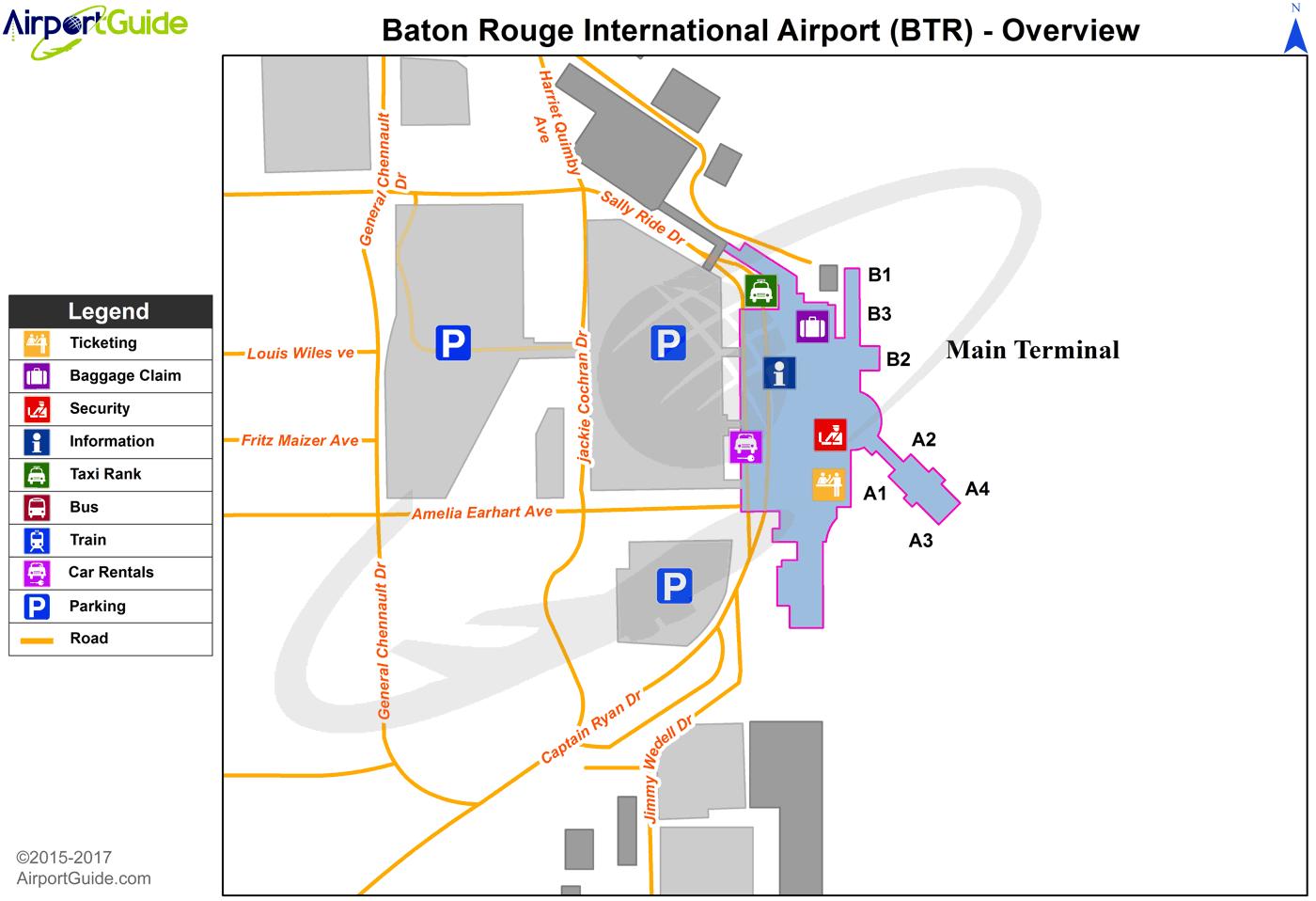Hotels Near Baton Rouge