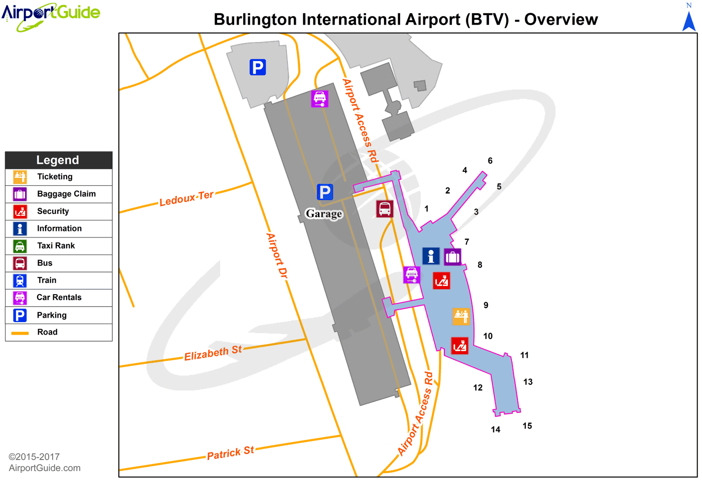 Car Rentals In Burlington Vermont Airport