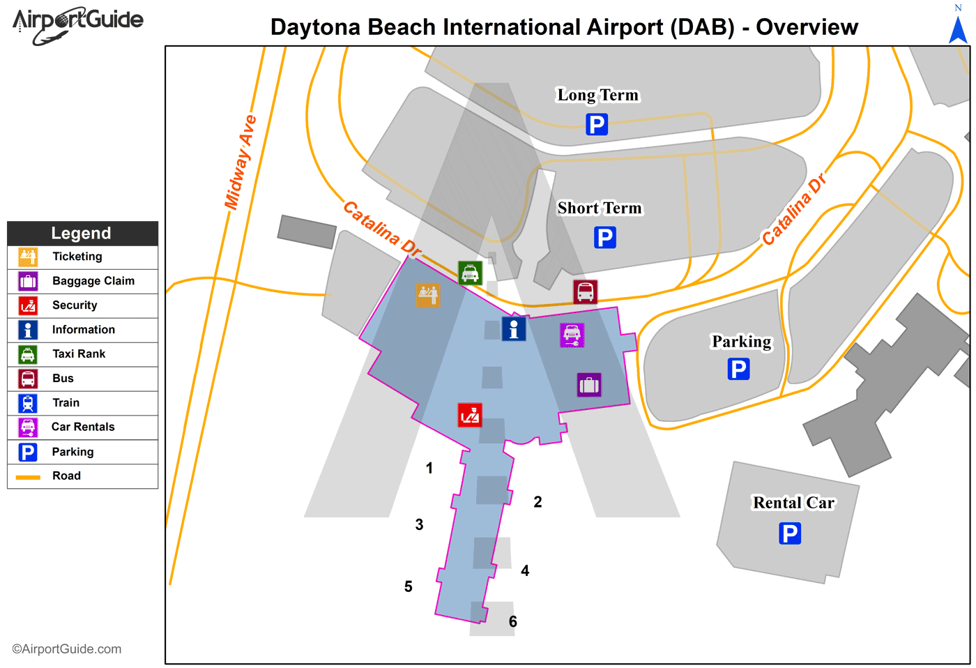 Daytona Beach - Daytona Beach International (DAB) Airport ... on port orange map, ormond beach map, lake okeechobee on the map, ft. myers map, miami map, new yorker map, west palm map, nashville fairgrounds map, dunedin map, manchester united kingdom map, pompano beach map, deltona map, bradenton map, brandon map, dayton map, ft. lauderdale map, florida map, the keys map, giving directions map, st. augustine map,
