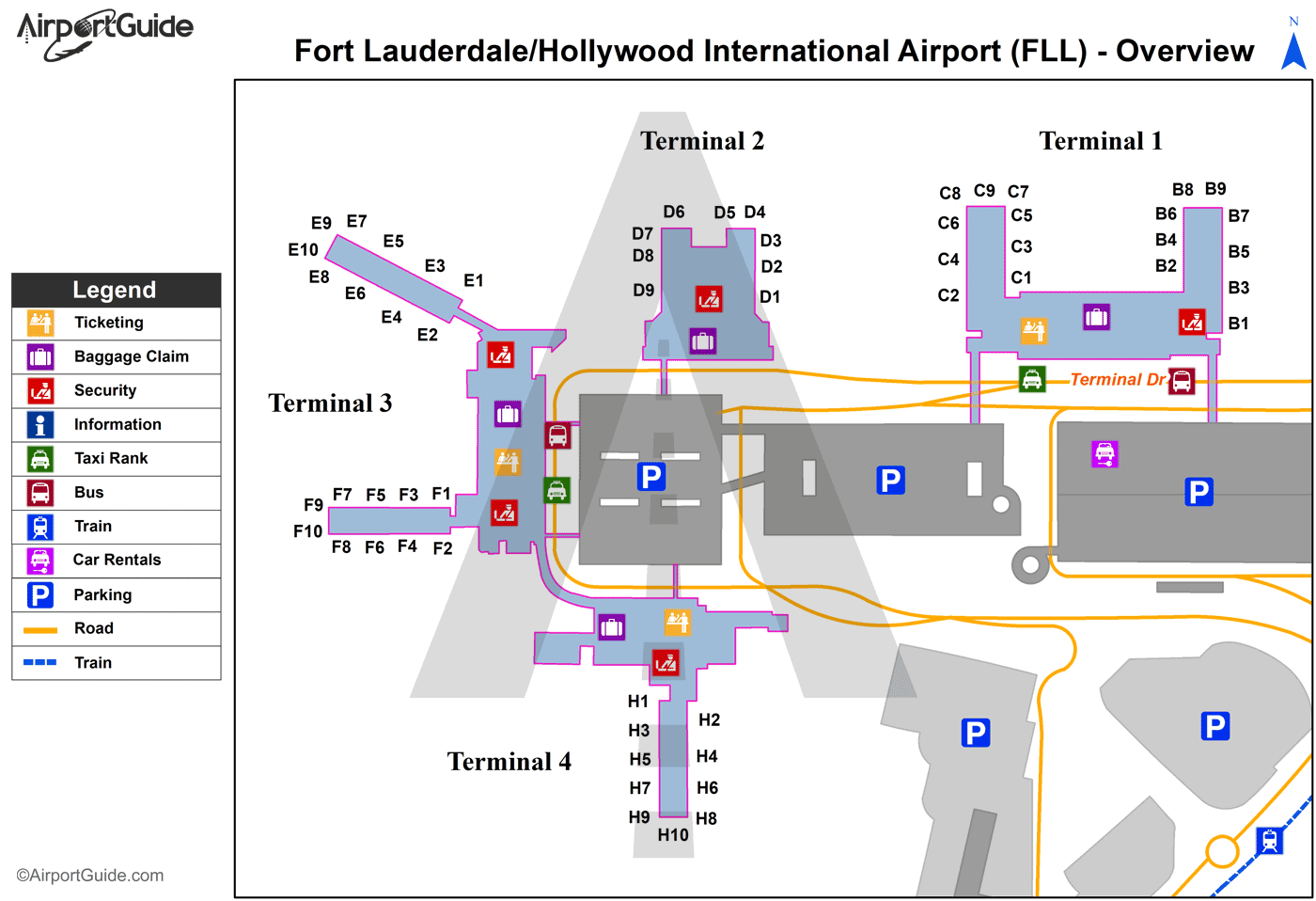 Fort Lauderdale Hollywood International Airport Hotels