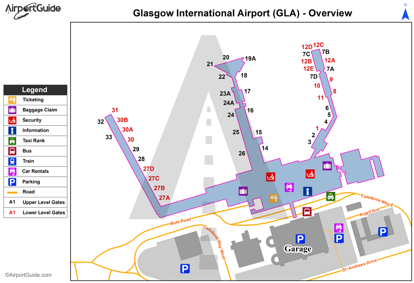 Hotels Near Glasgow International Airport