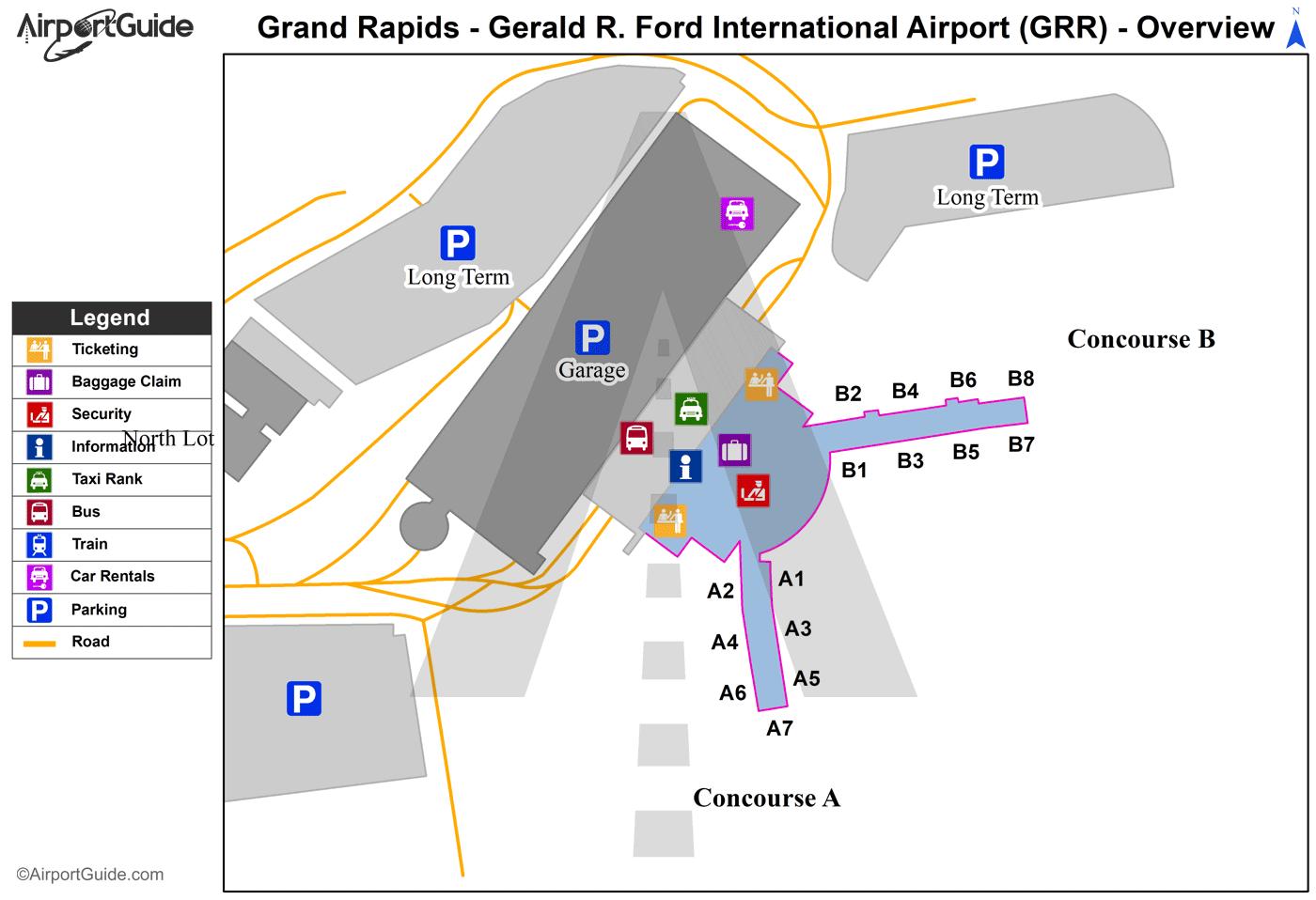 Car Rentals Grand Rapids Mi Airport