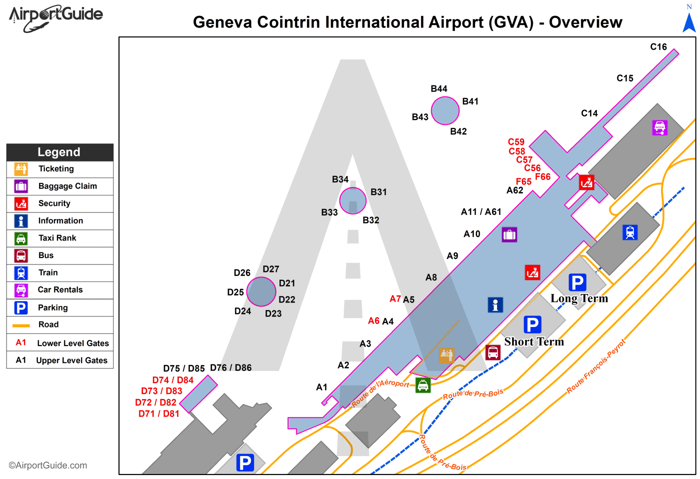google maps navigation with Geneva Cointrin International Gva Airport Terminal Map on Groundhopping Ground as well Index moreover sport Lichtenegger likewise Poljud Stadium likewise Maps.
