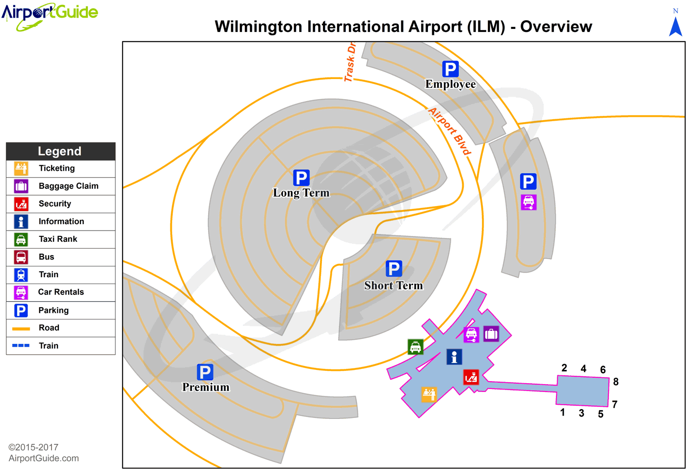 google map travel directions with Wilmington International Ilm Airport Terminal Map on Loutraki as well 27415074 also How To Get Directions With Windows 8s Maps App together with Budapest Liszt Ferenc International BUD Airport Terminal Map further Europe Salto Del Nervion.