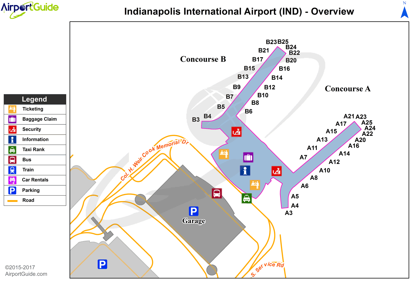Indianapolis Travel Deals