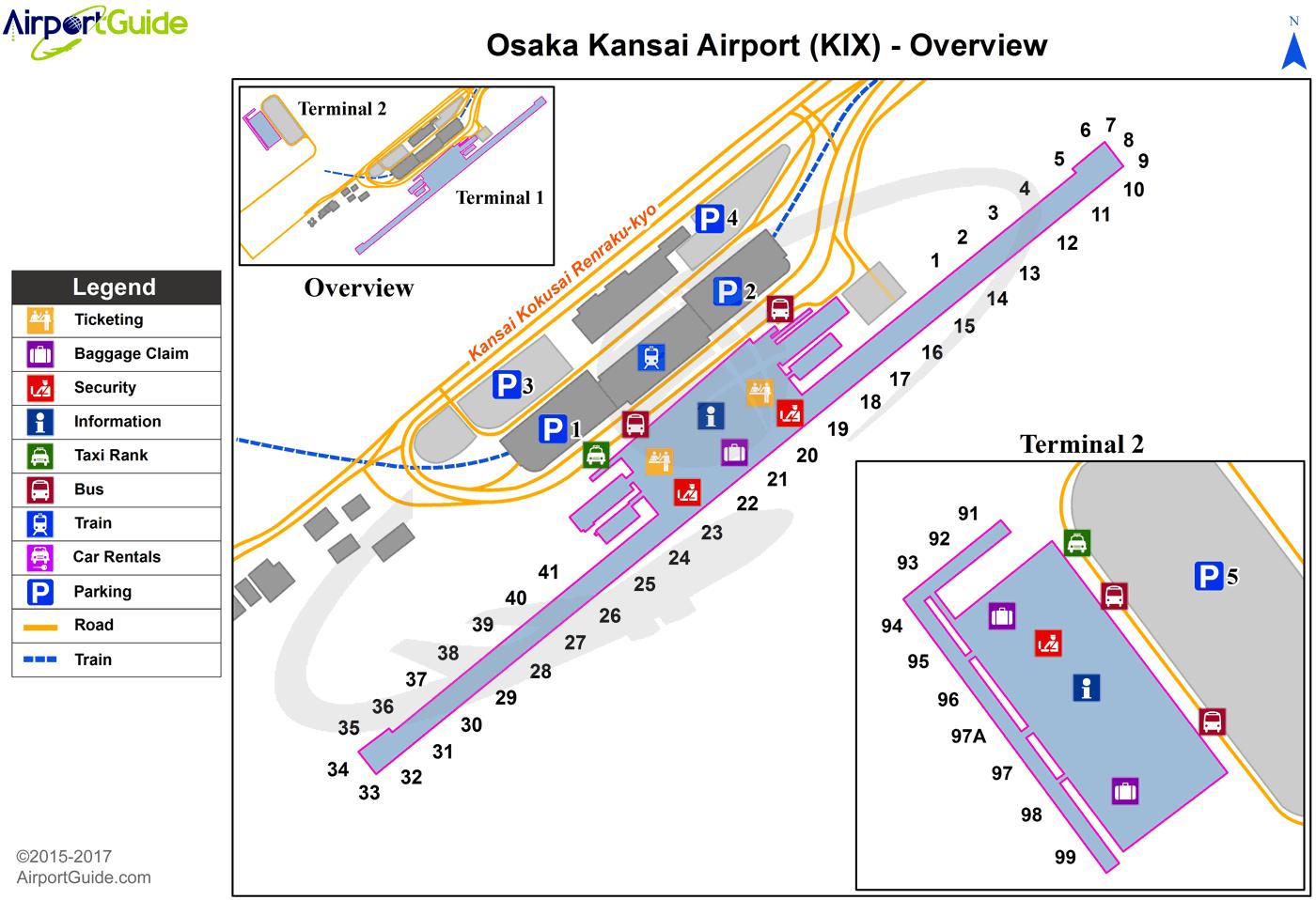 Hotels Near Kix Airport