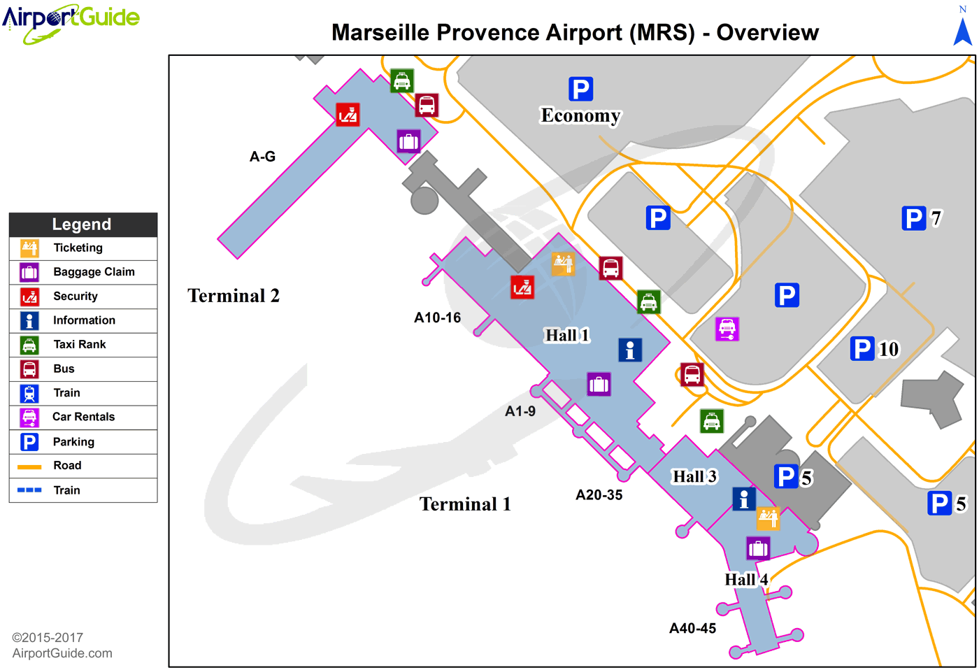Hotels Near Marseille Airport