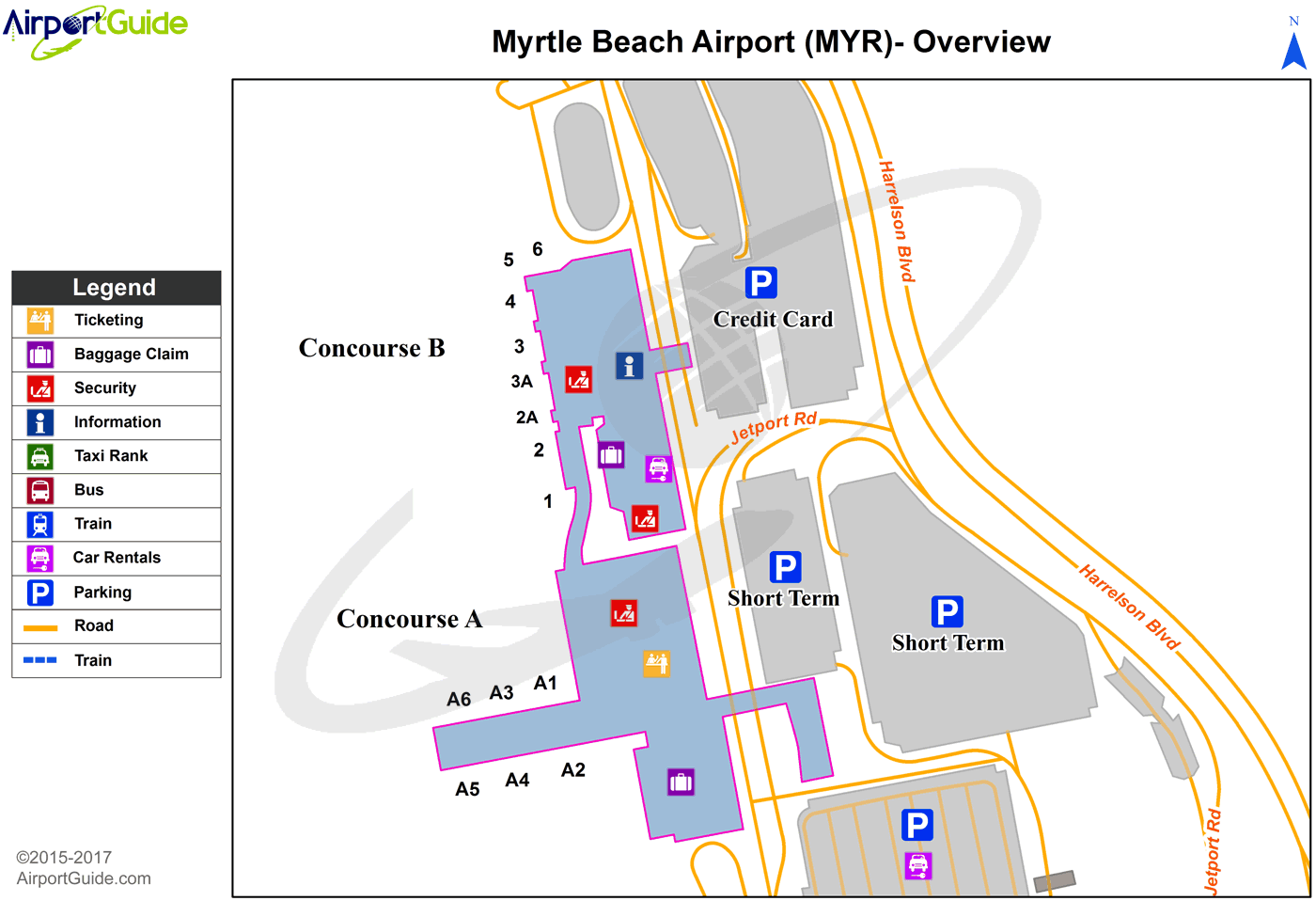 Myrtle Beach Airpiort