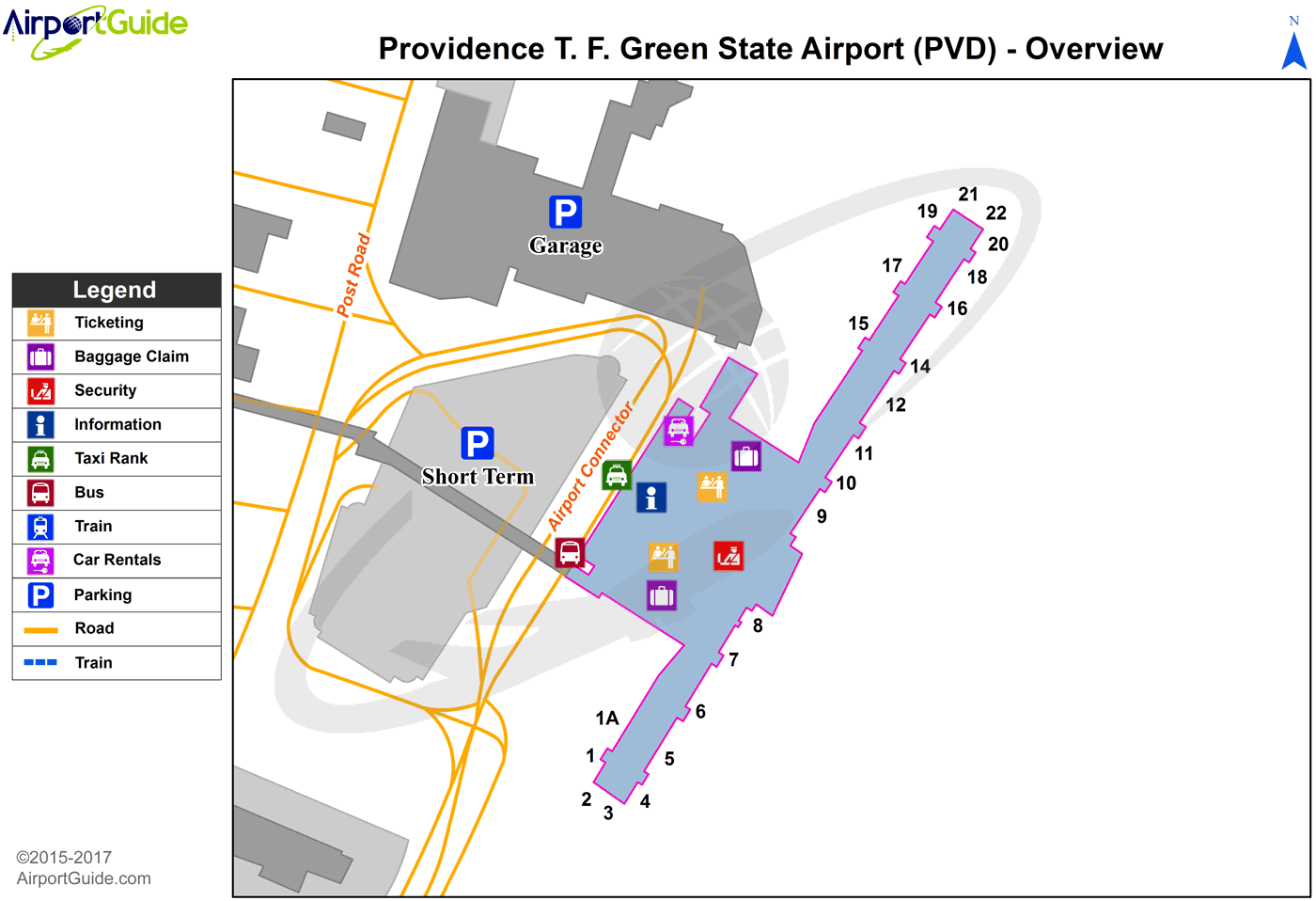 Providence Hotels Near Airport