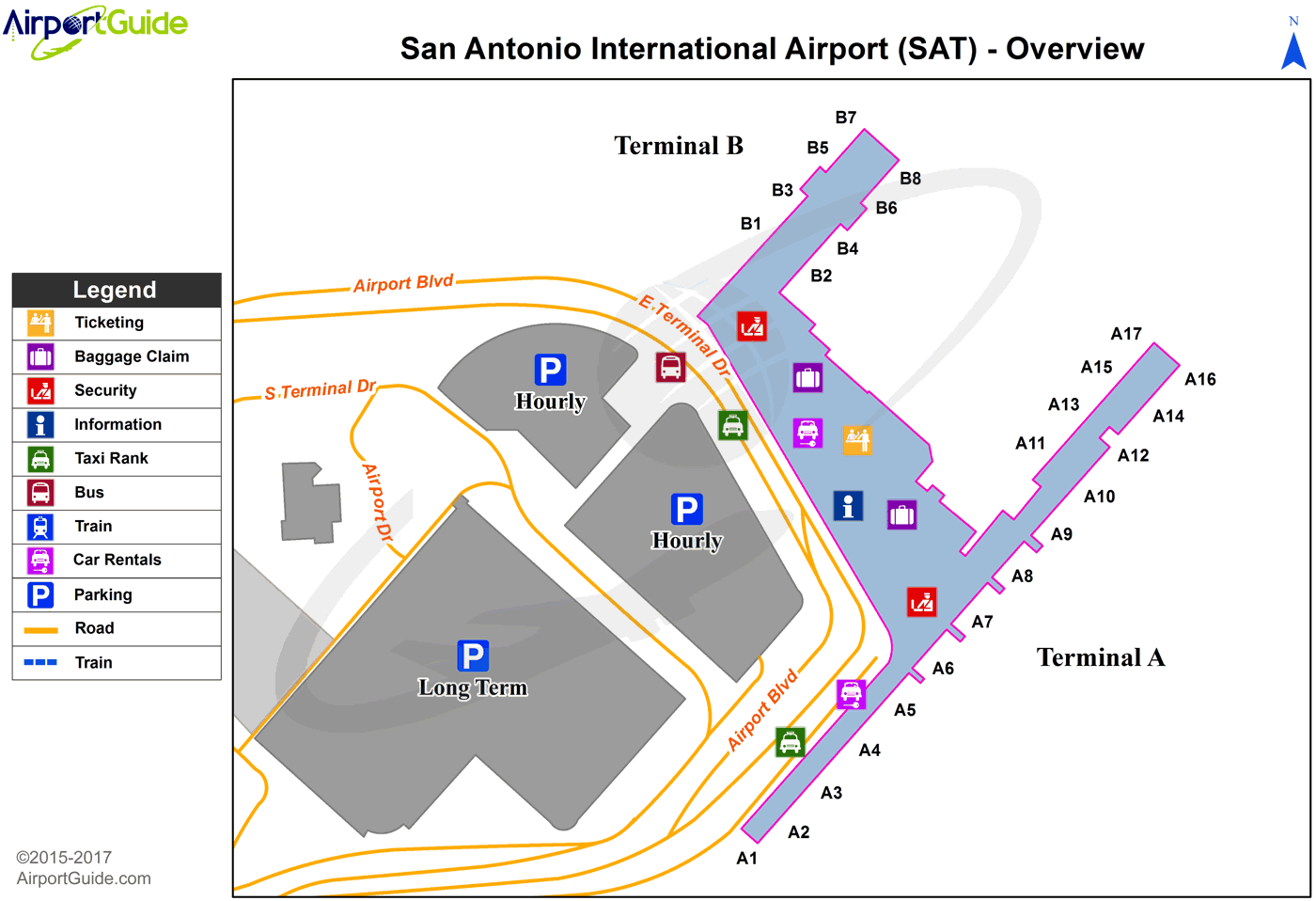Sat Airport Hotels