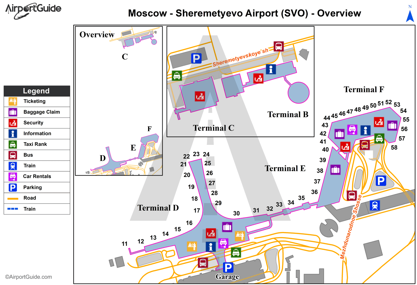 taxi from moscow airport to hotel