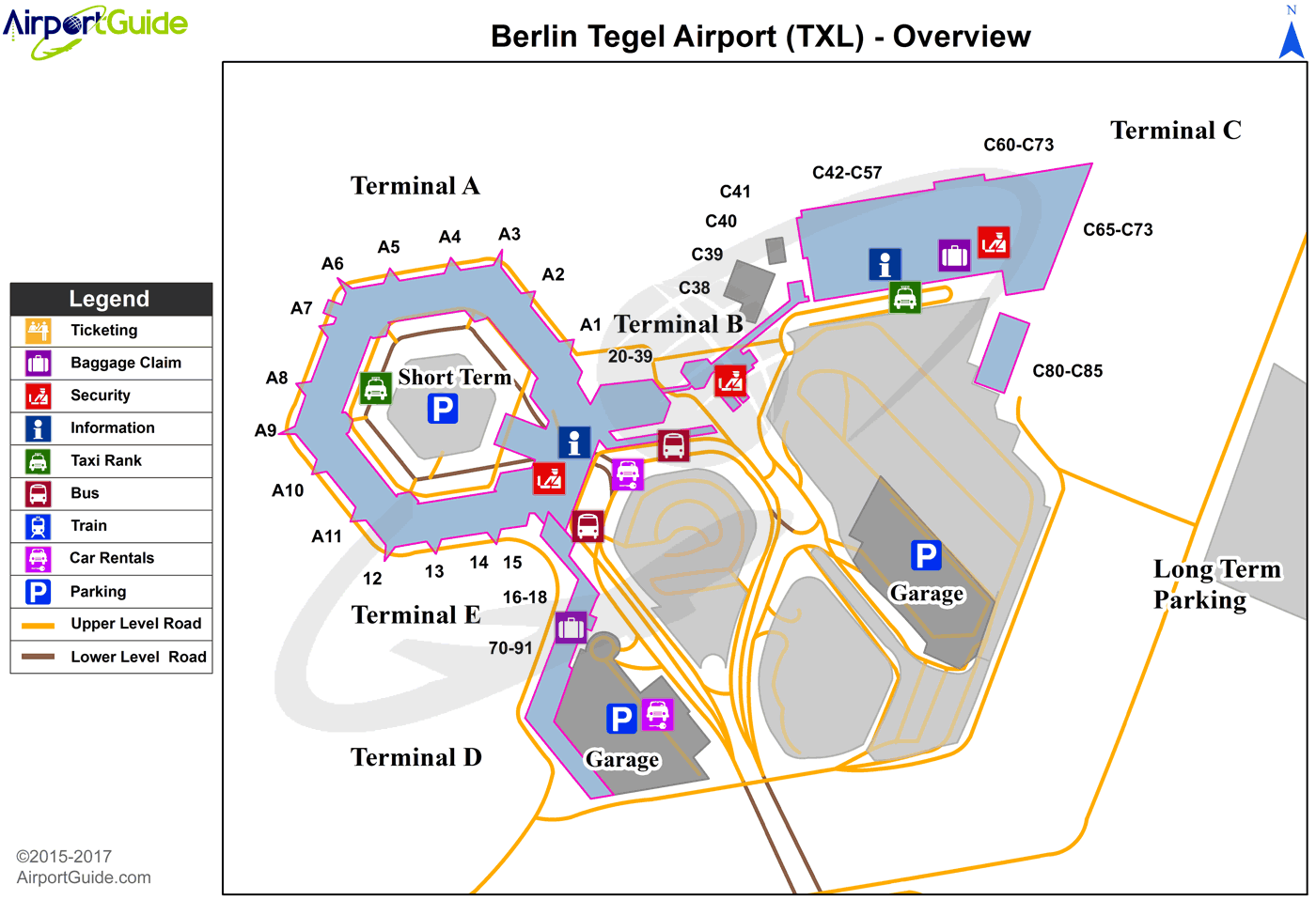 Hotels Near Txl Berlin Airport